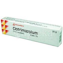 GINEintima ClotriActive (Clotrimazolum), 1%, krem, 20 g