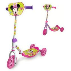 SMOBY Hulajnoga Trójkołowa Minnie Mouse