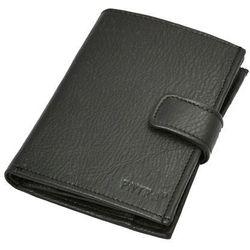 3c6f02b4619dc portfele portmonetki portfel meski skorzany calvin klein s04 (od ...