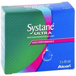 Systane Ultra nawilżające krople do oczu 3X10 ml
