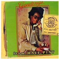 Greetings - Half Pint (Płyta CD)
