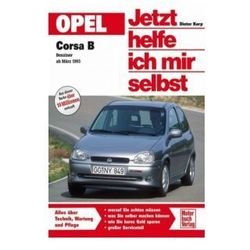 Opel Corsa B ab März 1993
