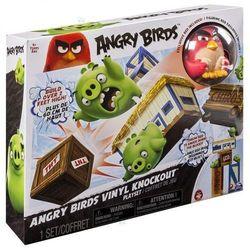 Rovens.pl Angry Birds - Vinylowy zestaw Angry Nokaut *