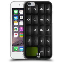 Etui silikonowe na telefon - KEYS CALCULATOR