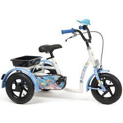 Rowerek trójkołowy AQUA
