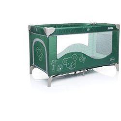 Łóżeczko turystyczne Royal zielone