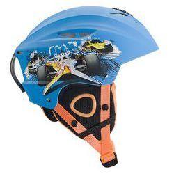 Kask narciarski Hot Wheels M Niebieski