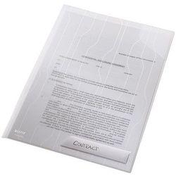 Folder ofertowy Leitz CombiFile A4, 4728 przezroczysty niebieski