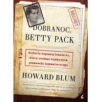 Dobranoc, Betty Pack (opr. twarda)