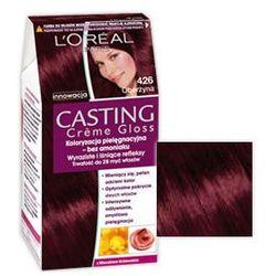 Casting Creme Gloss farba do włosów Auburn 426 Oberżyna