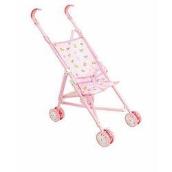 Wózek spacerowy dla lalek składany