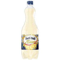 ŻYWIEC ZDRÓJ 1l Woda gazowana z sokiem z cytryn
