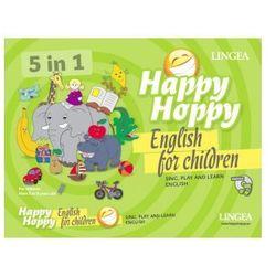 Happy Hoppy. Gry i Zabawy z Angielskim dla Dzieci