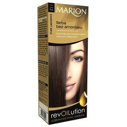 Marion Revoilution Farba do włosów nr 112 Kawowy Brąz