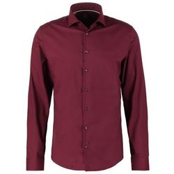 Seidensticker Uno Super Slim SUPER SLIM FIT Koszula biznesowa bodeaux