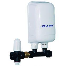 Przepływowy ogrzewacz wody DAFI 9 kW z przyłączem
