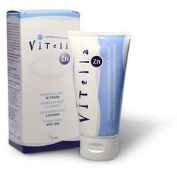 VITELLA ZINC Krem hypoalergiczny witaminowy 75ml