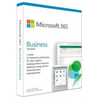 Microsoft Office 365 Business Standard 5 PC/MAC PKC 1Rok