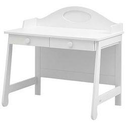 PAROLE biurko dziecięce - biały