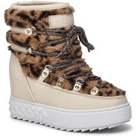 Botki GUESS - Freezyn2 FL8FR2 FAP12 BROWN