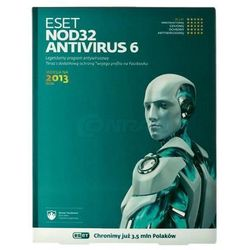 PROGRAM NOD32 ANTYWIRUS 1 USER