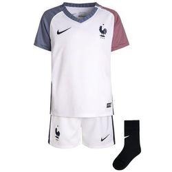 Nike Performance 2016 FFF AWAY SET Koszulka reprezentacji white/dark obsidian