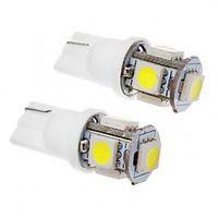 Żarówka LED #LB12 white T10-5050-5