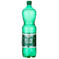 WIELKA PIENIAWA 1,5l Woda mineralna