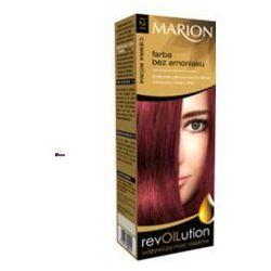 Marion RevOILution (W) farba do włosów bez amoniaku 121 Ciemna Wiśnia 80ml