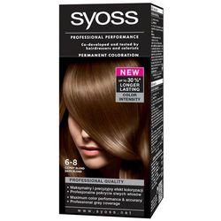 Syoss Color, farba do włosów, 6-8 ciemny blond