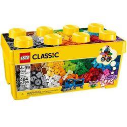 10696 KREATYWNE KLOCKI LEGO ŚREDNIE PUDEŁKO (Medium Creative Brick Box) KLOCKI LEGO CLASSIC