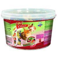 VITAPOL Pokarm dla królika i chomika 2w1 1,6kg wiaderko