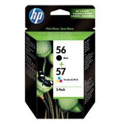 HP Combo Pack Tusz 56 + 57 SA342AE DARMOWA DOSTAWA DO 400 SALONÓW !!
