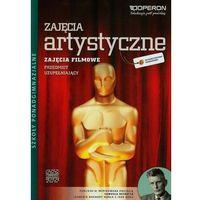 Technika Zajęcia artystyczne filmowe LO k.1-3 podręcznik (opr. miękka)