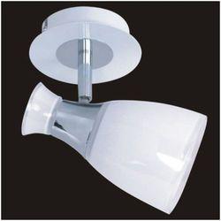 Plafon LAMPA sufitowa FROMEO FH40081BJB-90 Italux IP20 metalowa OPRAWA ścienny KINKIET biały
