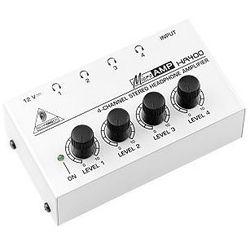 Behringer MICROAMP HA400 Wzmacniacz słuchawkowy