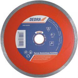 Tarcza do cięcia DEDRA H1124E 180 x 25.4 mm do glazury ciągła