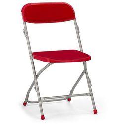 Krzesło składane POLYFOLD click plus alu