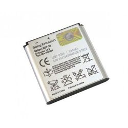 Oryginalna bateria Sony Ericsson BST-38, (930mAh)