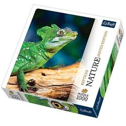 Puzzle 1000 Nature... - Jaszczurka TREFL