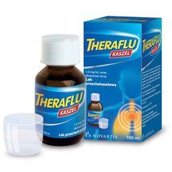 Theraflu kaszel 1,5mg/ml syrop 100ml