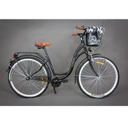 Goetze Rower miejski Shabby czarny 18