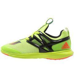 adidas Performance MESSI Obuwie treningowe semi solar slime/core black/solar green