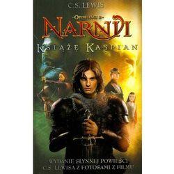 Opowieści z Narnii Książę Kaspian (opr. miękka)