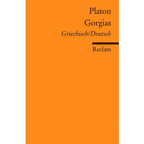 gorgias essay I believe, that when gorgias was questioned by you as to whether, when anyone came to him desiring to learn rhetoric but without a knowledge of justice, gorgias grew ashamed and said he.