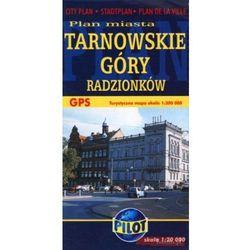 Tarnowskie Góry, Radzionków mapa 1:20 000 Pilot (opr. broszurowa)