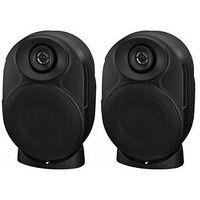 Monacor MKA-50BSET/SW, Para 2-drożnych zestawów głośnikowych stereo