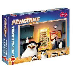 Pingwiny z Madagaskaru Puzzle 260