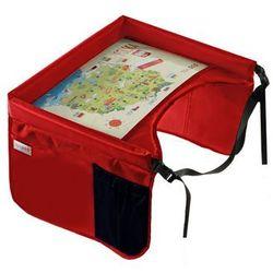 Tuloko, Bezpieczny stolik podróżnika, Czerwony Darmowa dostawa do sklepów SMYK