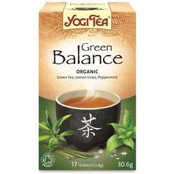 Herbata Zielona Równowaga BIO ekspresowa (17x1,8g)